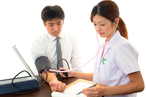 Acupuncture reduces blood pressure elevations.