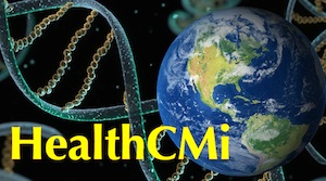 The HealthCMi logo is depicted here.