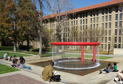 Stanford University is shown here.