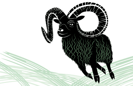 Year of the green wood sheep.