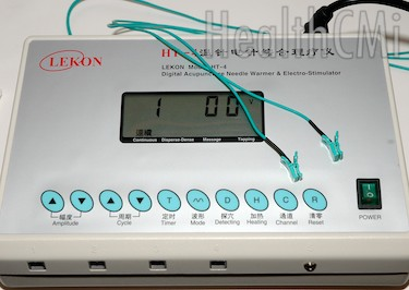 This is an electroacupuncture machine.