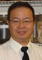 Prof. Liao, L.Ac., licensed acupuncturist, uncovers important TCM works.