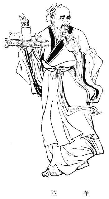 Grandmaster Hua Tou is depicted.